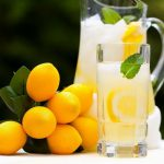 レモン水で体の内側からキレイに