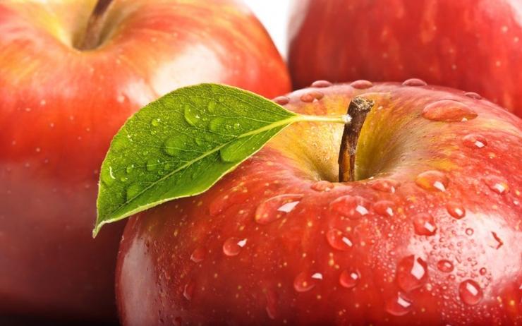 眠気覚ましにピッタリなのは、りんご!?
